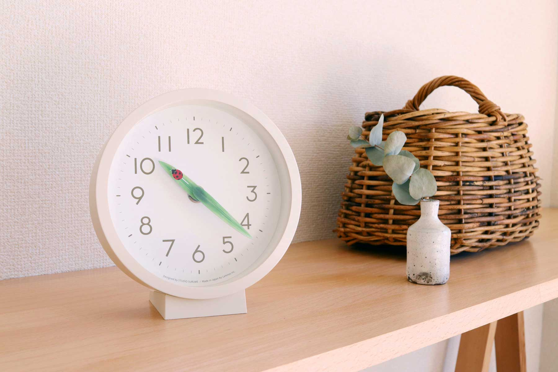 Perch clock mini 5