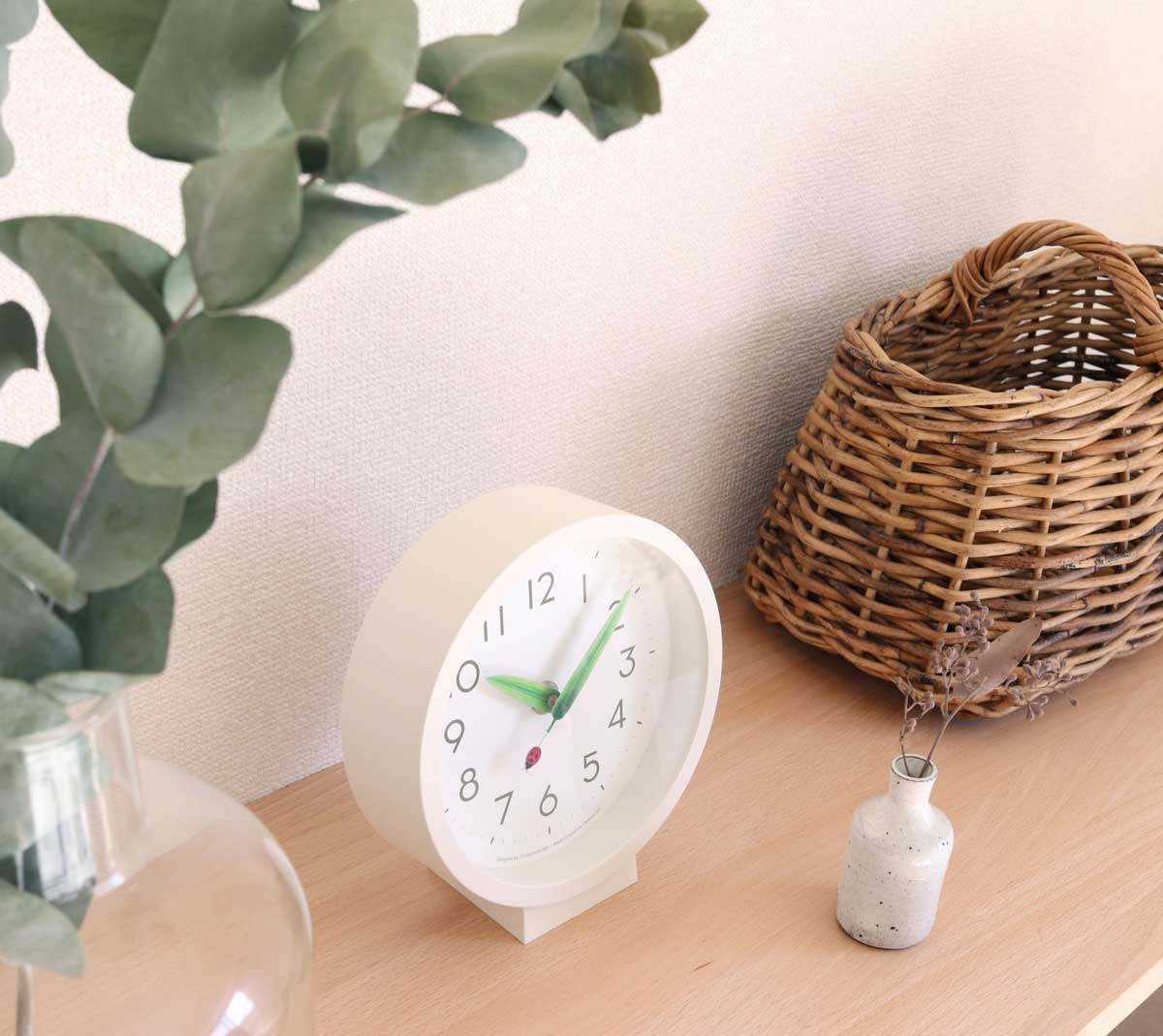 Perch clock mini 6 m